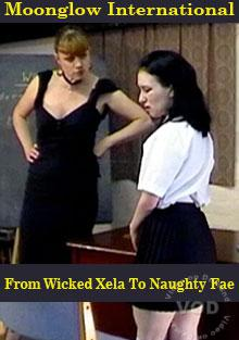 From Wicked Xela To Naughty Fae Box Cover