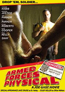 Armed Forces Physical Box Cover