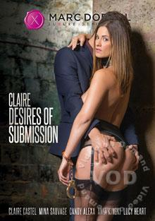 Claire Desires Of Submission Box Cover