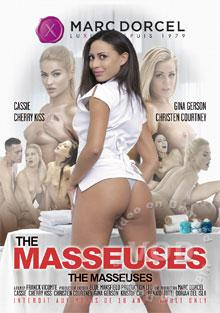 The Masseuses Box Cover