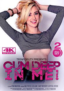 Cum Deep In Me! (Disc 2)