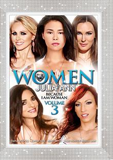 Women By Julia Ann Volume 3 - Because I Am Woman