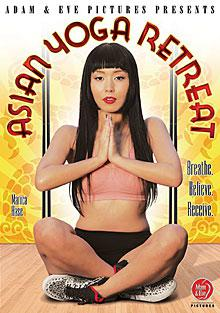 Asian Yoga Retreat Box Cover