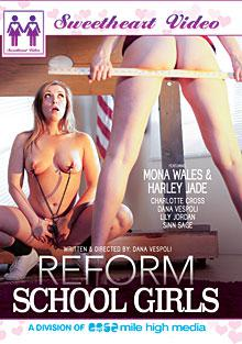 Reform School Girls Box Cover