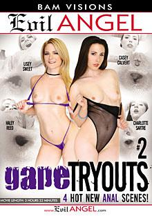 Cover von 'Gape Tryouts #2'