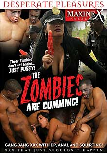 The Zombies Are Cumming