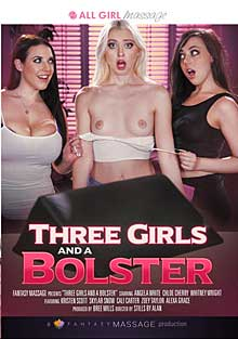 Three Girls And A Bolster