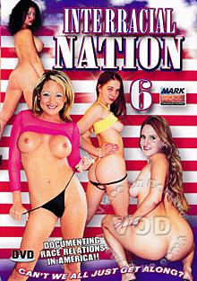 Interracial Nation 6 Box Cover