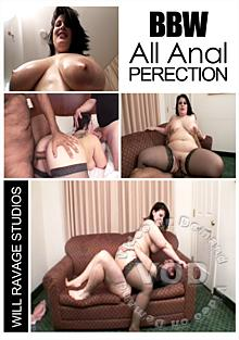 BBW All Anal Perfection Box Cover