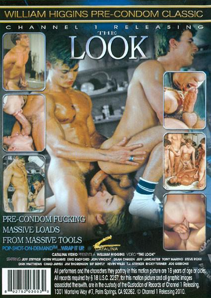 The Look (1989) Cover Back