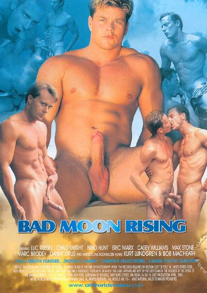 Bad Moon Rising Cover Back