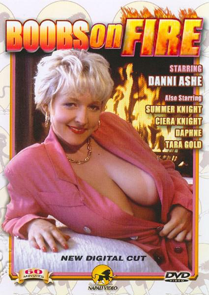 Boobs On Fire Box Cover