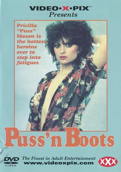 Puss 'n Boots Box Cover