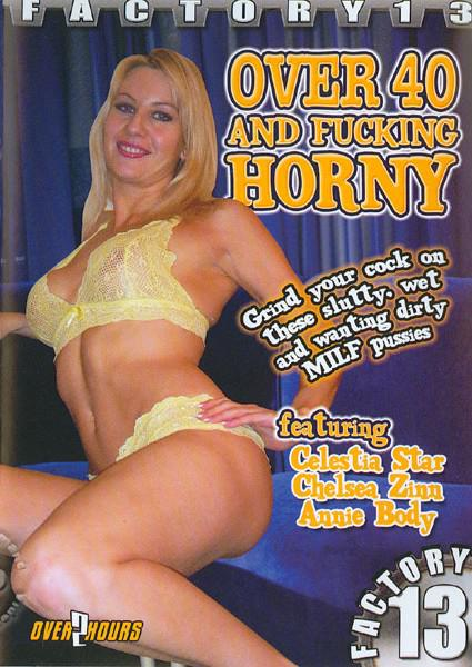 Over 40 And Fucking Horny Box Cover