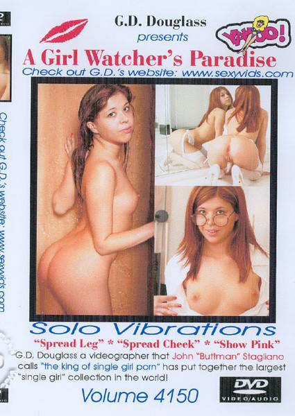A Girl Watcher's Paradise - Solo Vibrations 4150 Box Cover