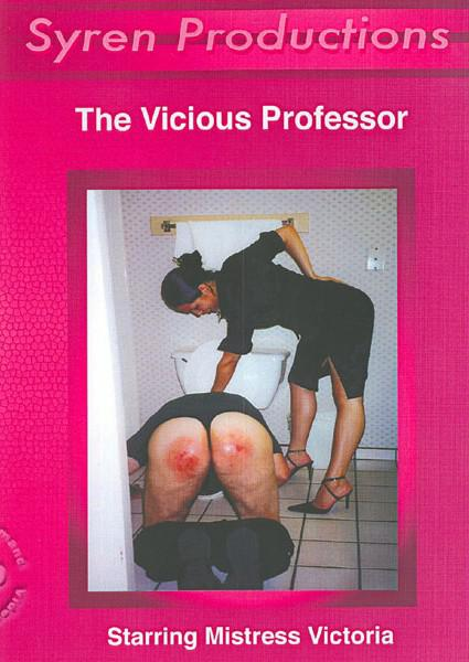The Vicious Professor Box Cover