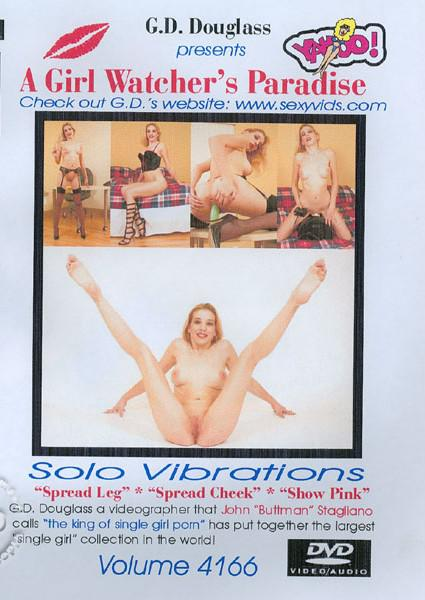 A Girl Watcher's Paradise - Solo Vibrations 4166 Box Cover