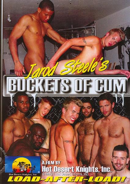 Jarod Steele's Buckets Of Cum Box Cover