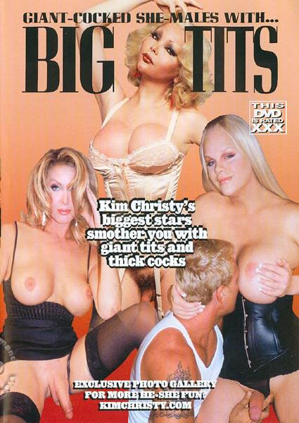 Giant Cocked She-Males With...Big Tits Box Cover