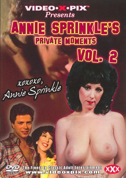 Annie Sprinkle's Private Moments Vol. 2 Box Cover