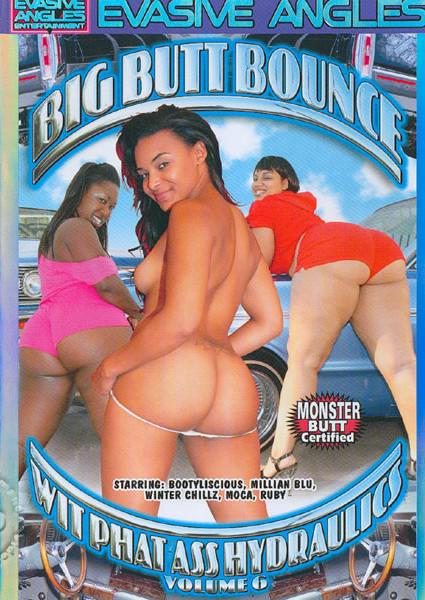 Big Butt Bounce: Wit Phat Ass Hydraulics Volume 6 Box Cover