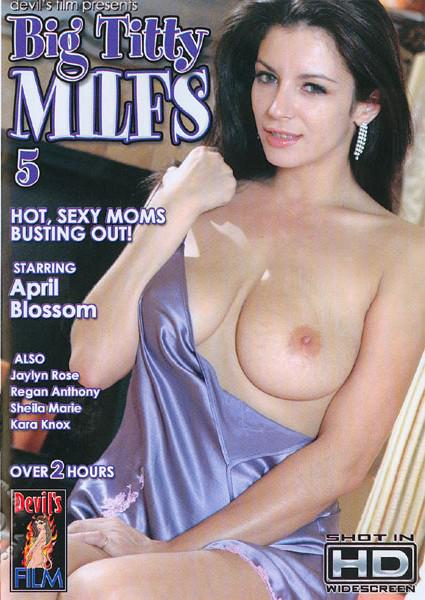 Big Titty MILFS 5 Box Cover