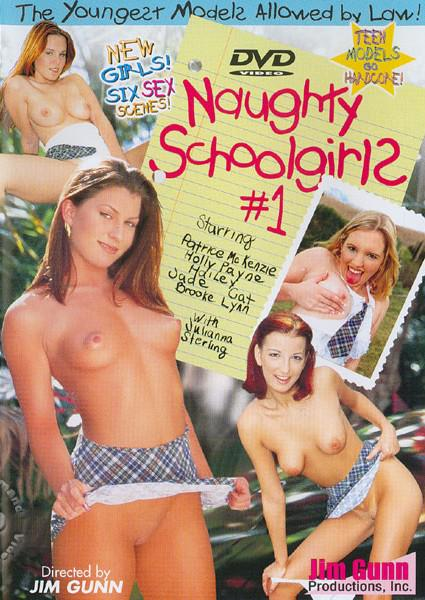 Naughty Schoolgirls #1 Box Cover