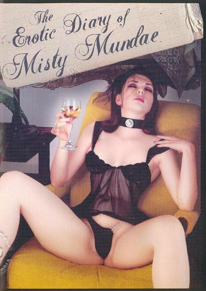 The Erotic Diary Of Misty Mundae Box Cover