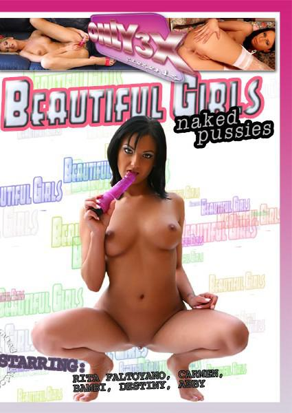 Beautiful Girls Naked Pussies Box Cover
