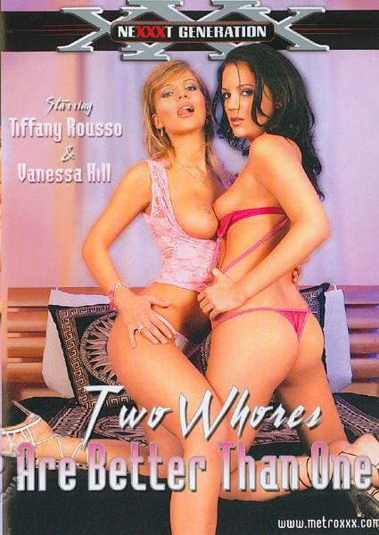 Two Whores Are Better Than One Box Cover