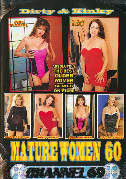 Mature Women 60 Box Cover