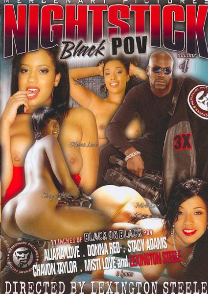 Nightstick Black POV Volume 4 Box Cover