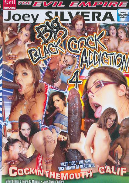 Big Black Cock Addiction 4 Box Cover