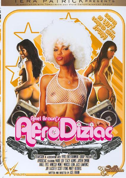 Afrodiziac Box Cover