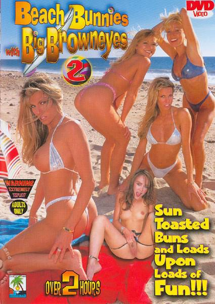 Beach Bunnies With Big Browneyes 2 Box Cover