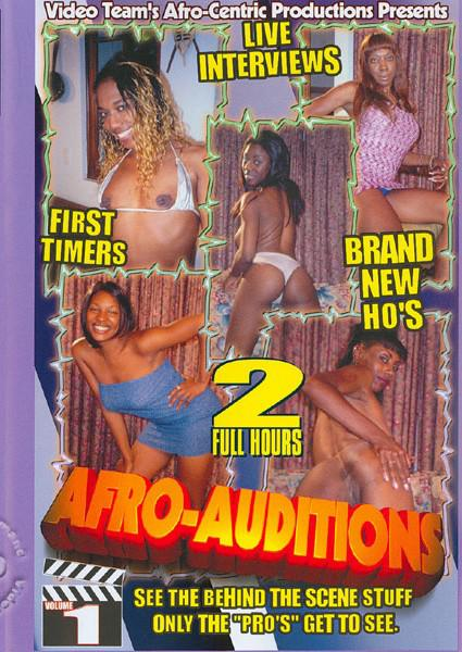 Afro-Auditions Volume 1