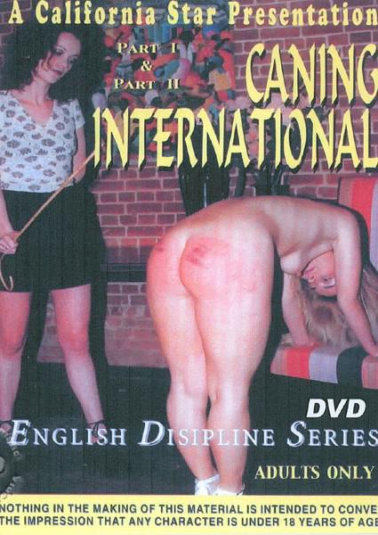 English Discipline Series - Caning International Part 1 & Part II Box Cover