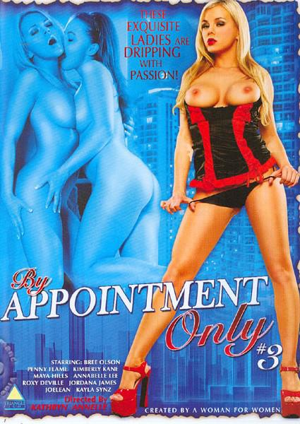 By Appointment Only #3 Box Cover