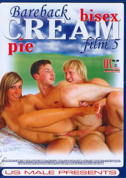 Bareback Bisex Cream Pie Film 5 Box Cover