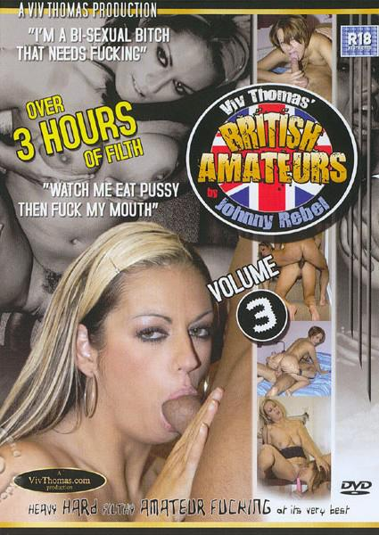 British Amateurs 3 Box Cover - Login to see Back
