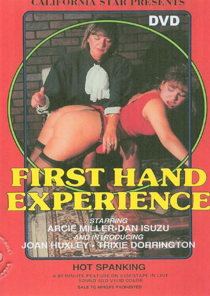 First Hand Experience Box Cover