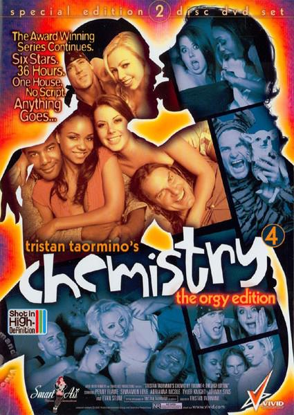 Tristan Taormino's Chemistry 4 (Disc1) Box Cover
