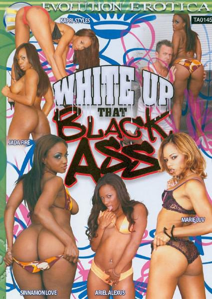 White Up That Black Ass Box Cover