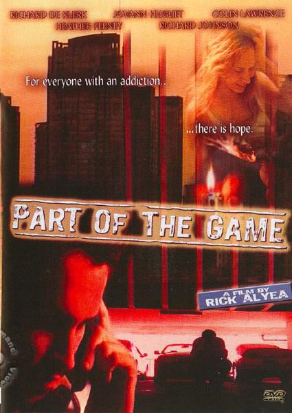 Part Of The Game Box Cover