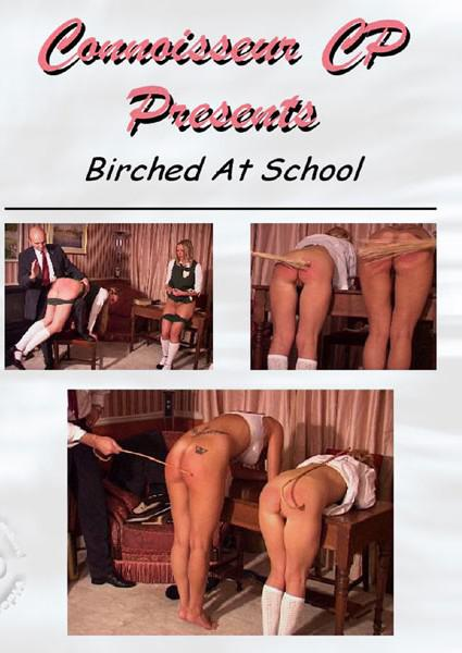 Birched At School Box Cover