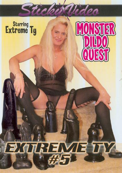 Extreme Ty #5 - Monster Dildo Quest Box Cover