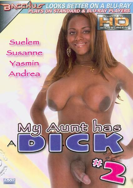 My Aunt Has A Dick #2 Box Cover