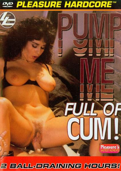 Pump Me Full Of Cum! Box Cover