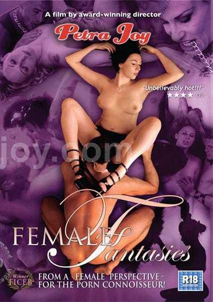 Female Fantasies Box Cover