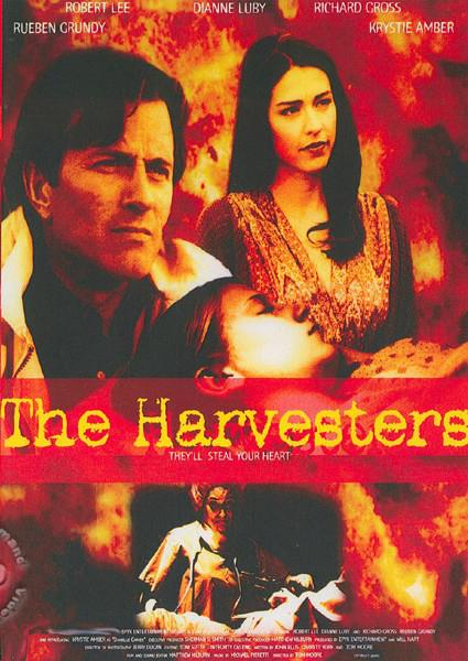 The Harvesters Box Cover